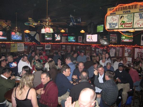 kilroys sports bar