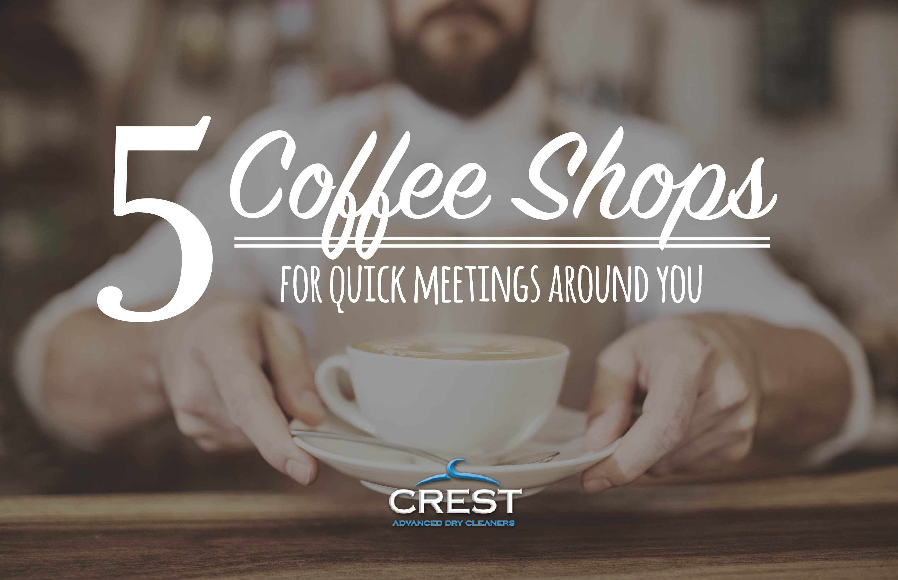 best coffee shop for business meetings