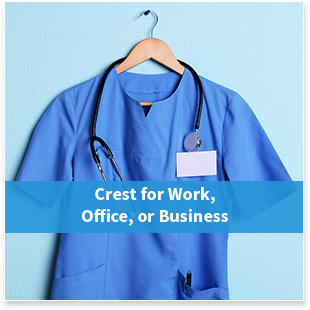 Have Crest Advanced Dry Cleaners take care of your office's laundry.